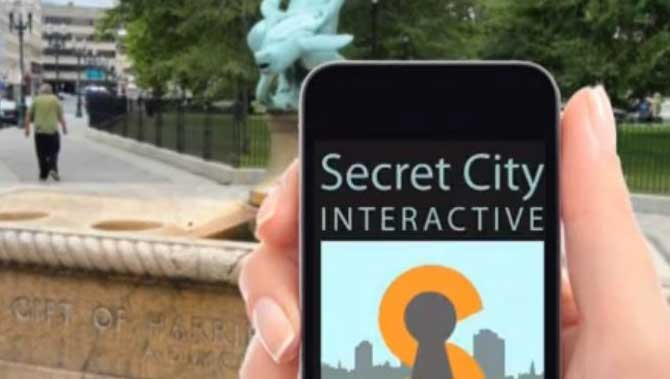 Secret City Interactive video thumbnail
